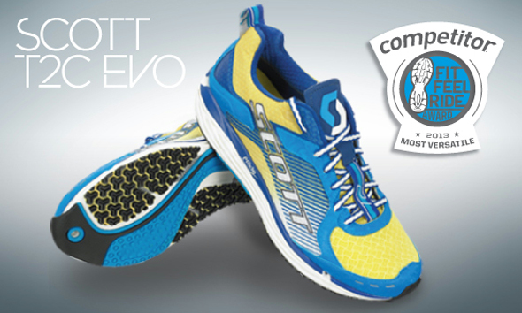 T2C EVO wins Fit, Feel, Ride Award from Competitor Magazine