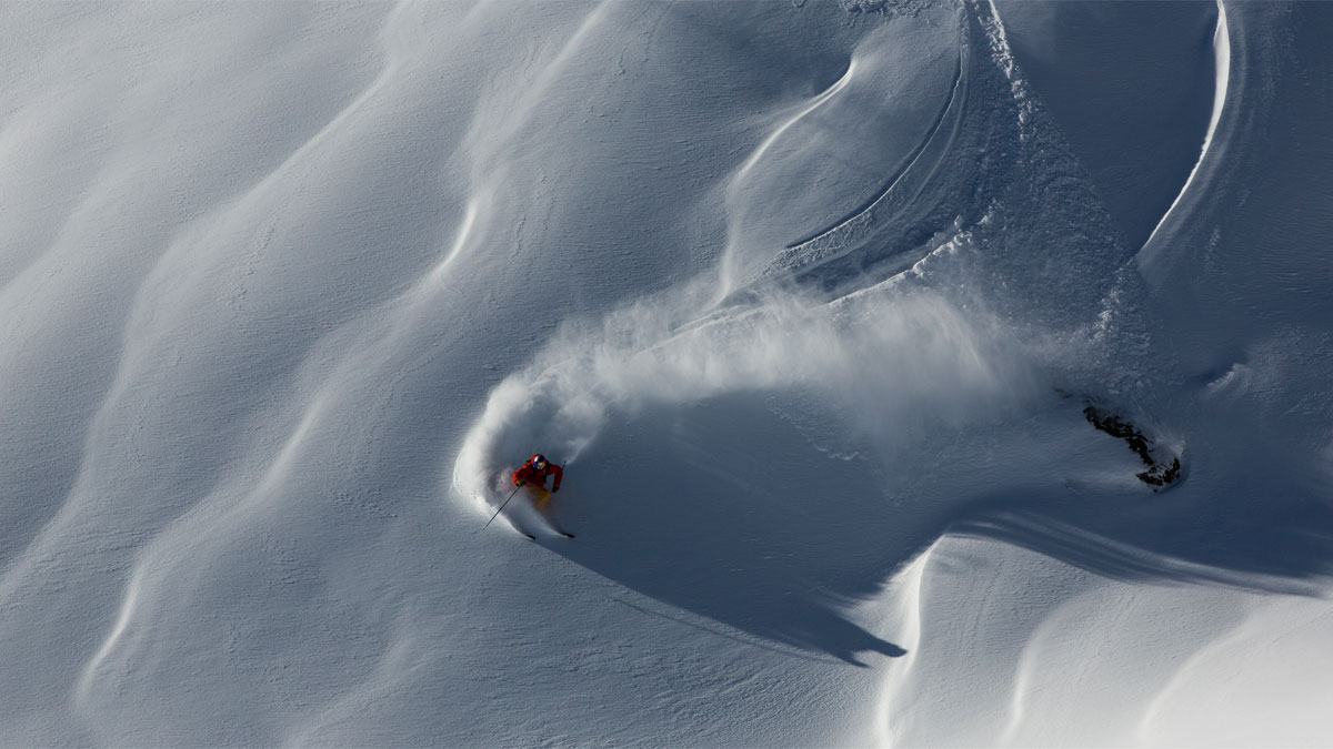 Phil Meier's 15 Years As a Pro Skier