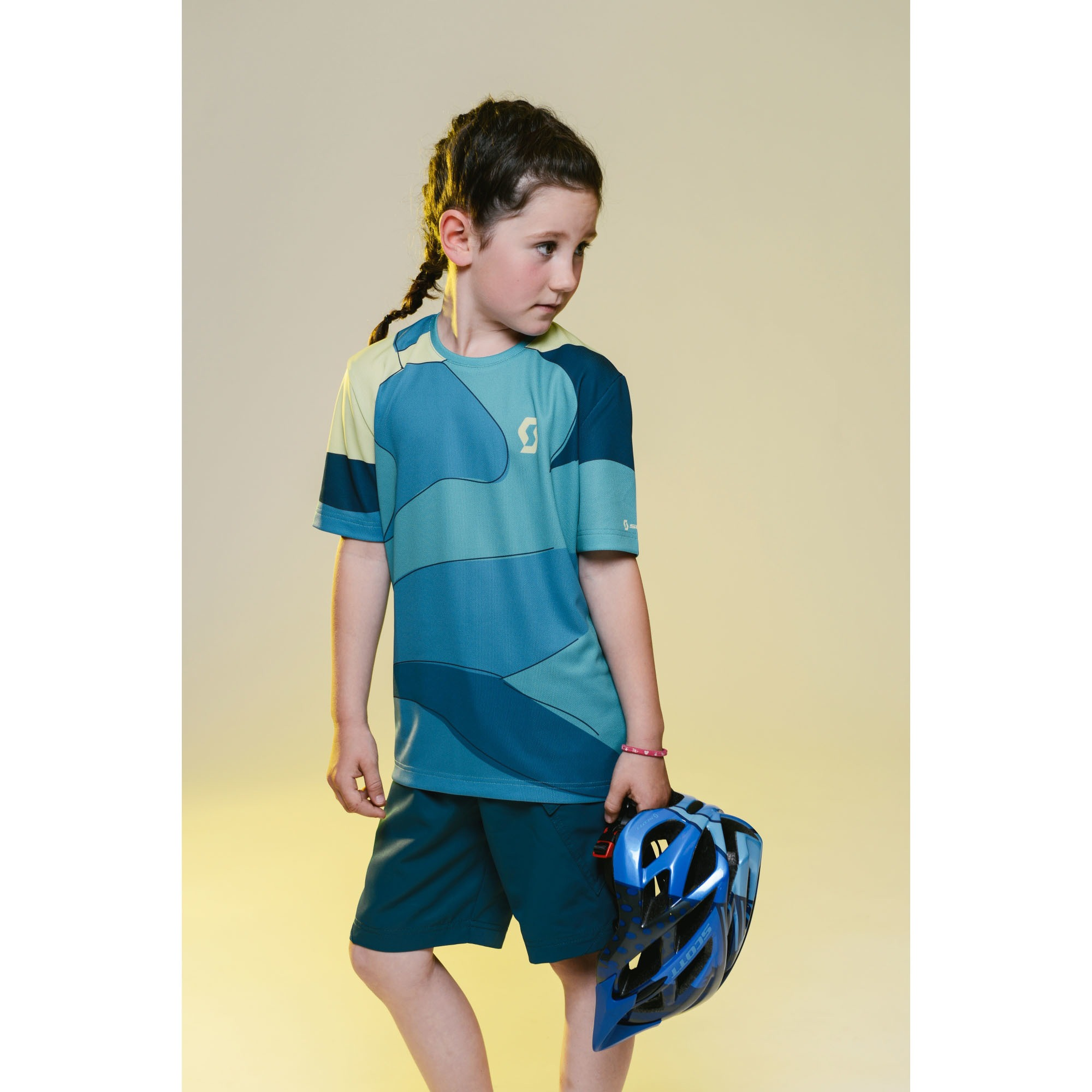 SCOTT Trail 20 Kurzarm-Shirt für Kinder