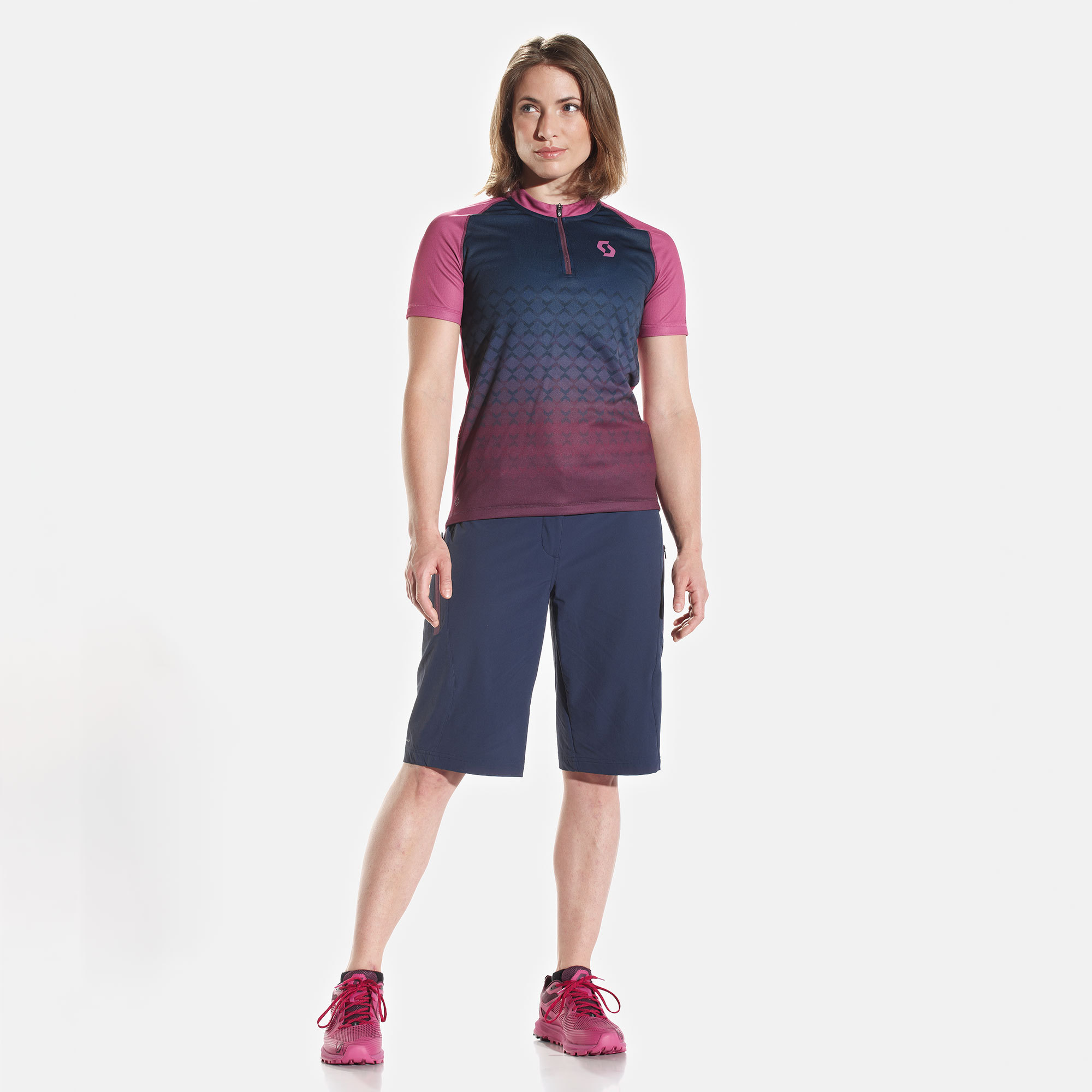 SCOTT Trail 10 s/sl Women's Shirt