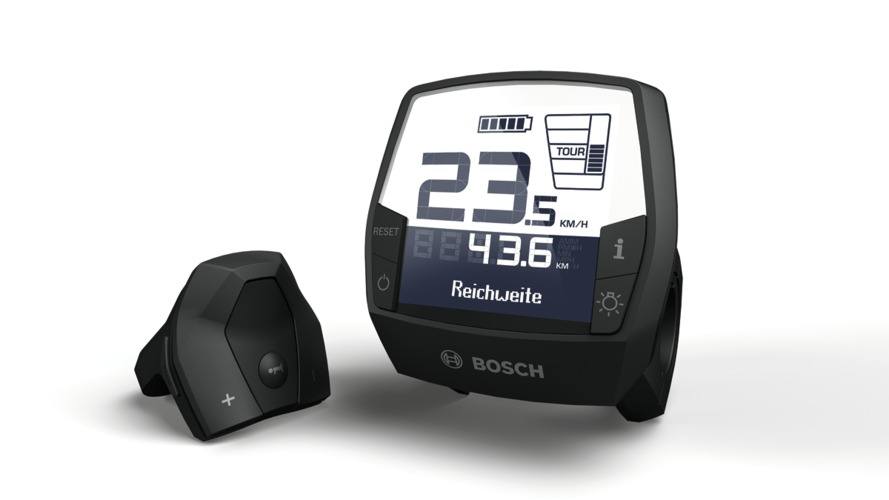 Bosch Display and Assist Switch