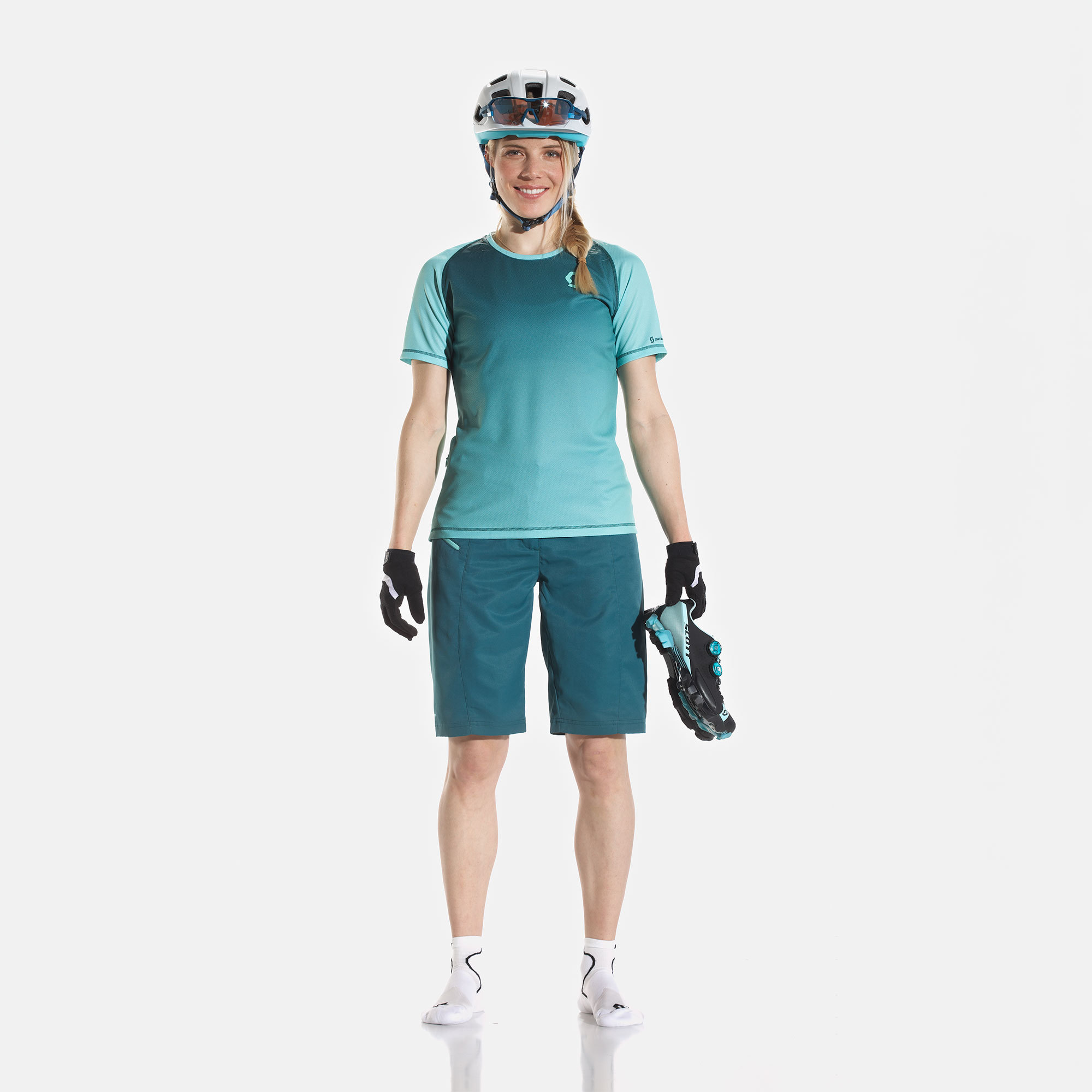 SCOTT Trail 40 kurzärmliges Damen Shirt