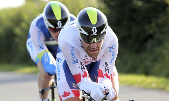 Durbridge and Tuft Win Duo Normand