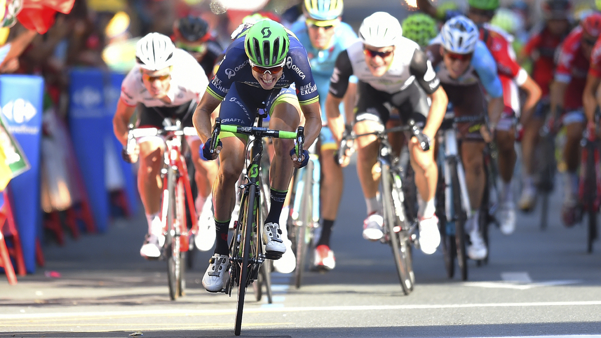 Jens Keukeleire Wins Stage 12 of the 2016 Vuelta!