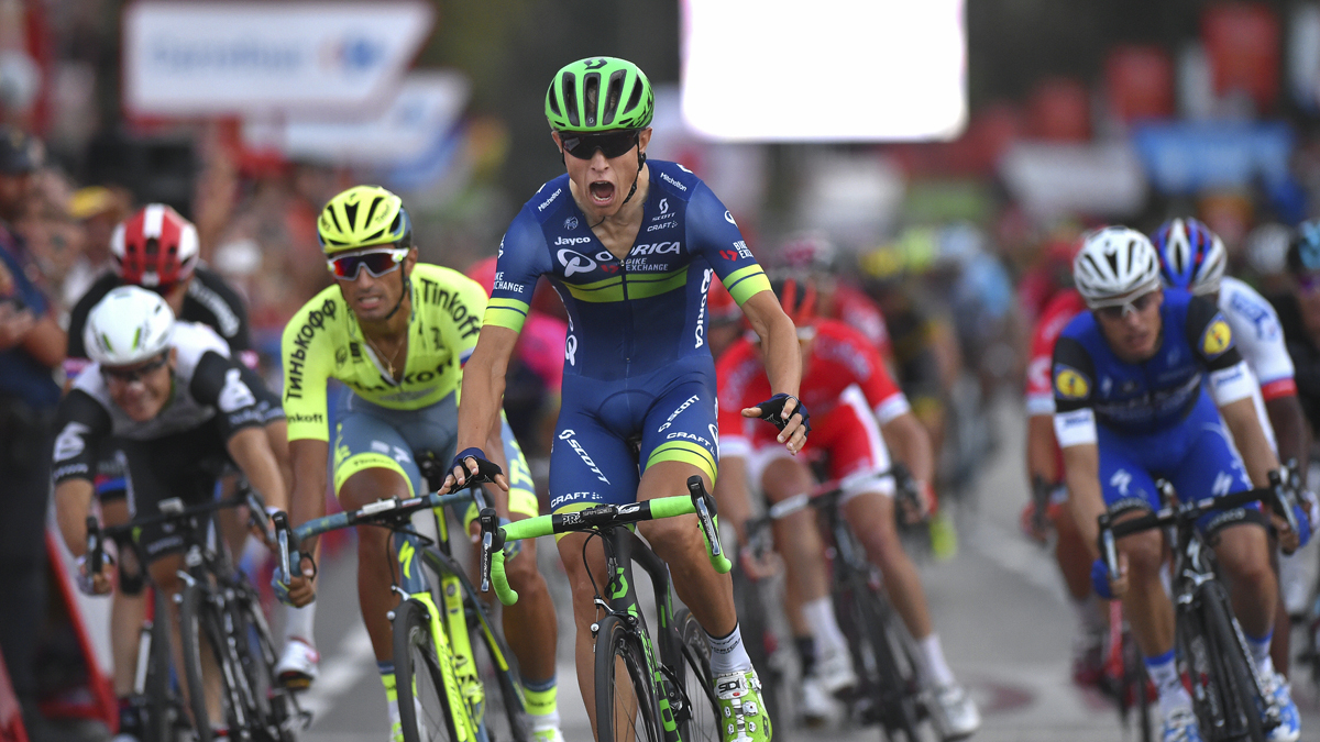 ORICA-BikeExchange Delivers Vuelta Masterpiece