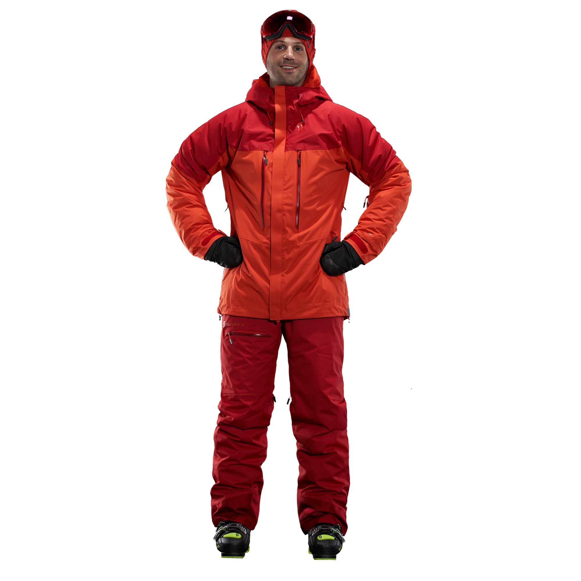 SCOTT Vertic 2L Insulated Pant