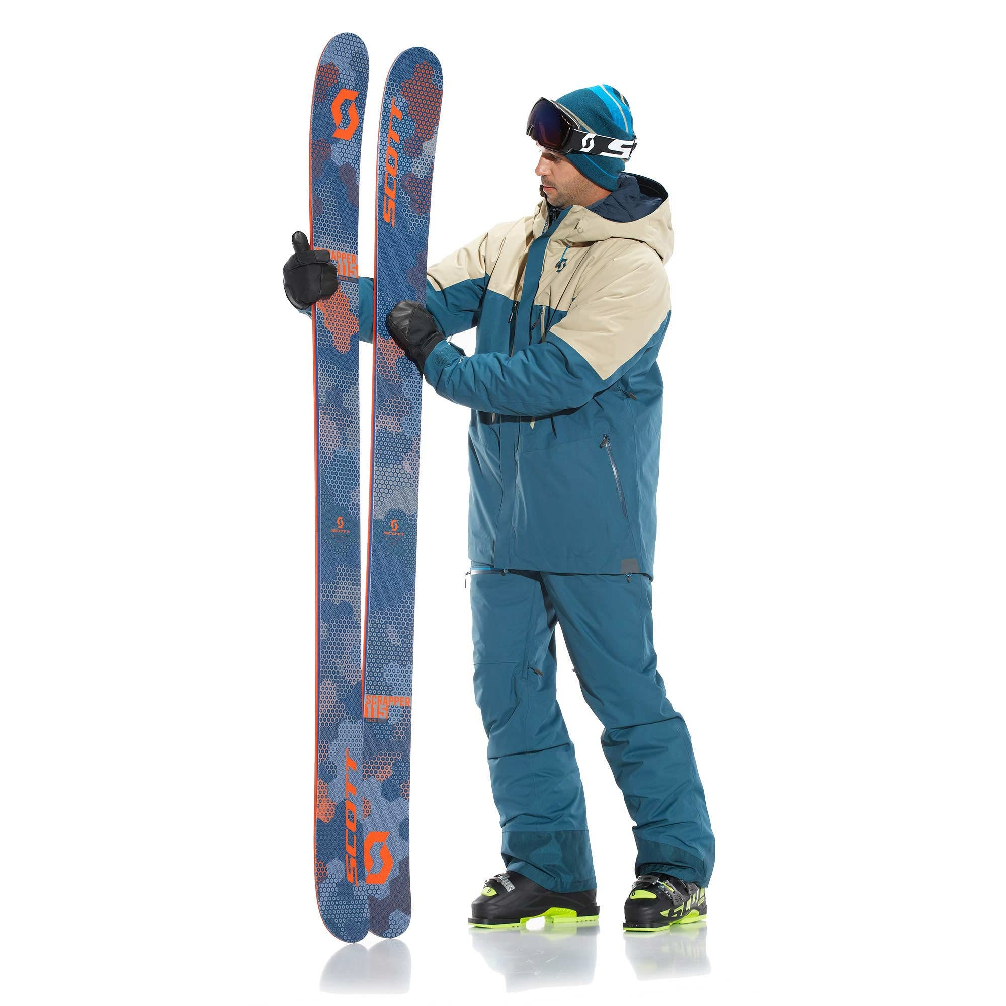 Pantalon SCOTT Vertic 2L Insulated