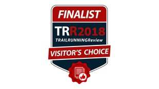 FINALIST 2018 TRAILRUNNINGReview Visitor's Choice Award