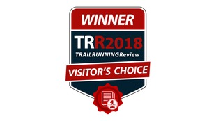 WINNER 2018 TRAILRUNNINGReview Visitor's Choice Award