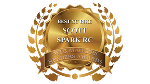MTB-MAG Best XC Bike Reader`s Award 2016