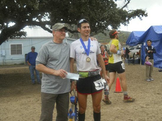 Canaday victorious at the Bandera 100k