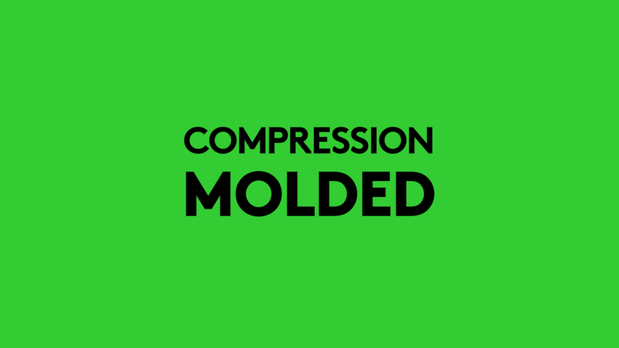 Moulage par compression