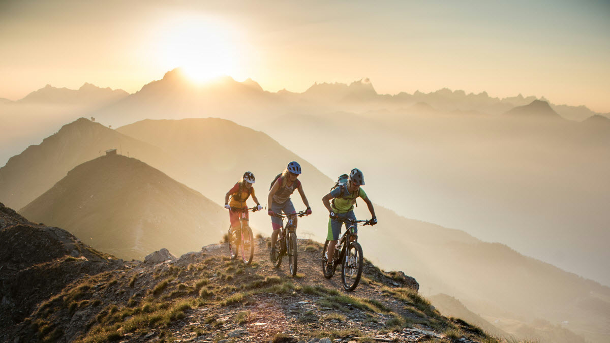 Conquer the Trail - How to choose the right bike