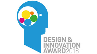 Design & Innovation Award Winner!