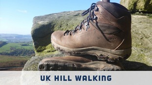 Dolomite Kendal GTX Leather Boots -UK Hill Walking review