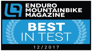 Enduro-MTB Test Winner!