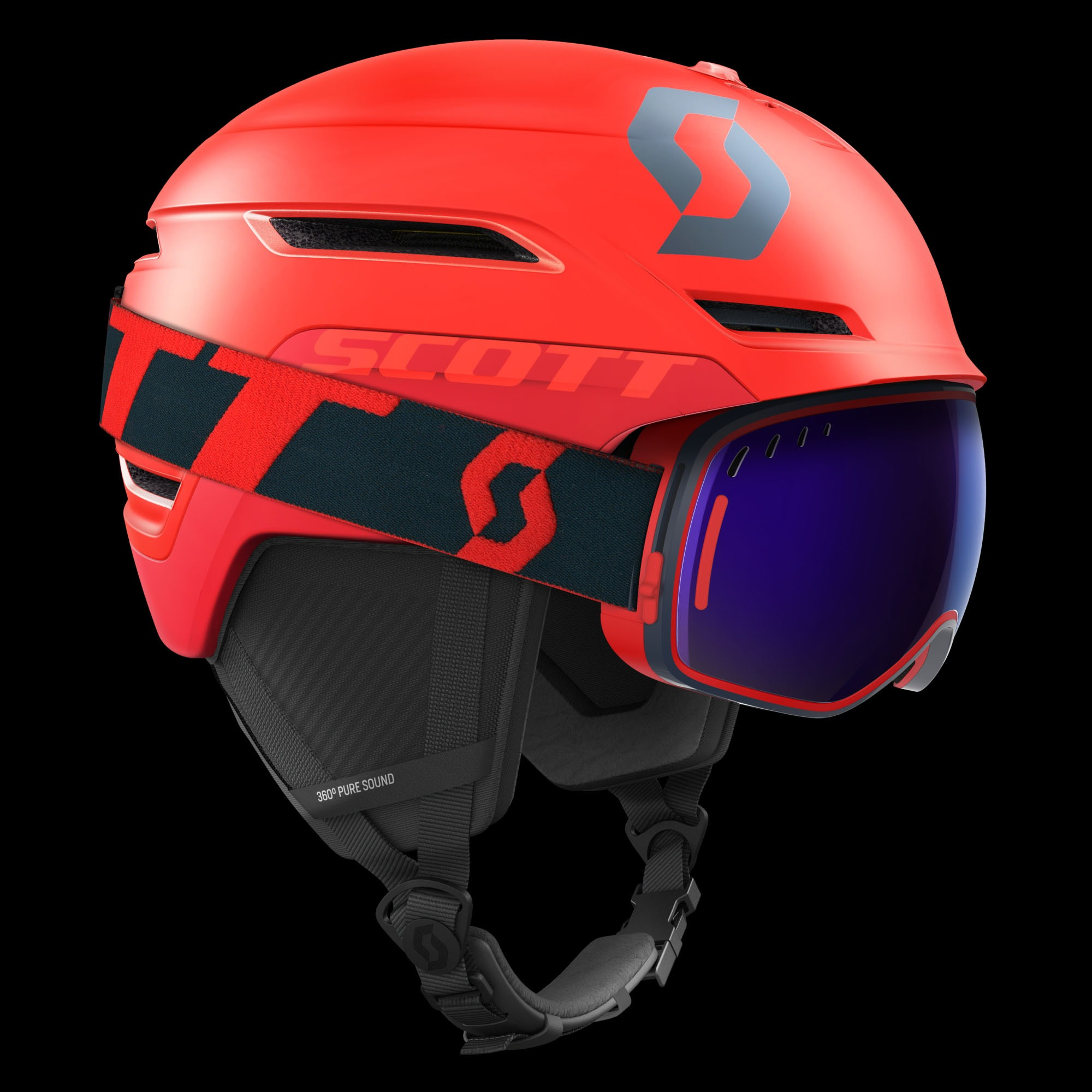 Casco SCOTT Symbol 2 Plus