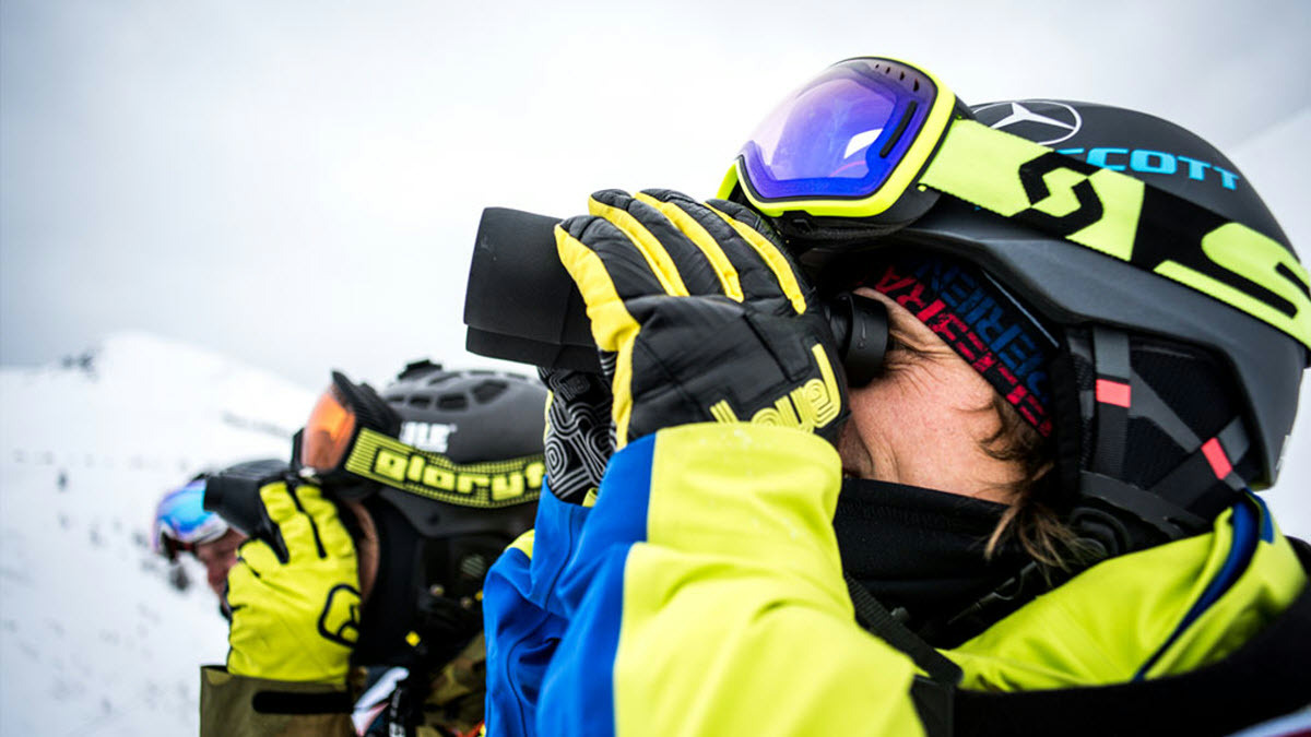 Join the Verbier Xtreme SCOTT goggle hunt