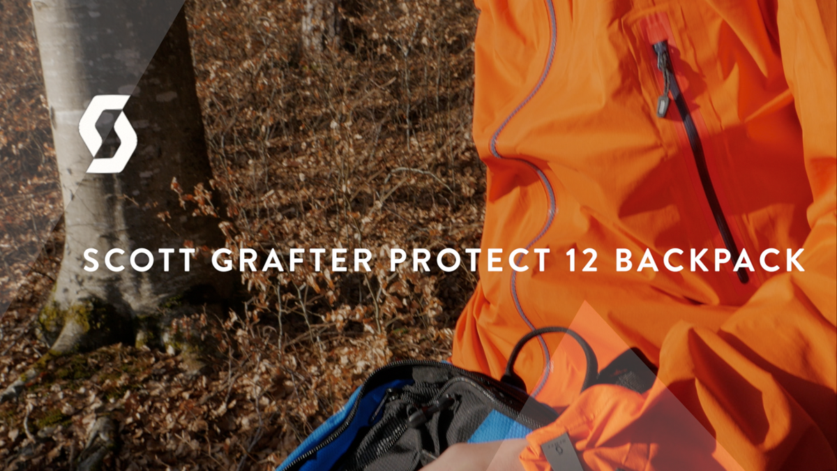 SCOTT Grafter Protect 12 Backpack