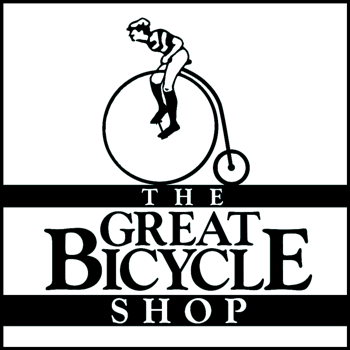 The Great Bicycle Shop Logo