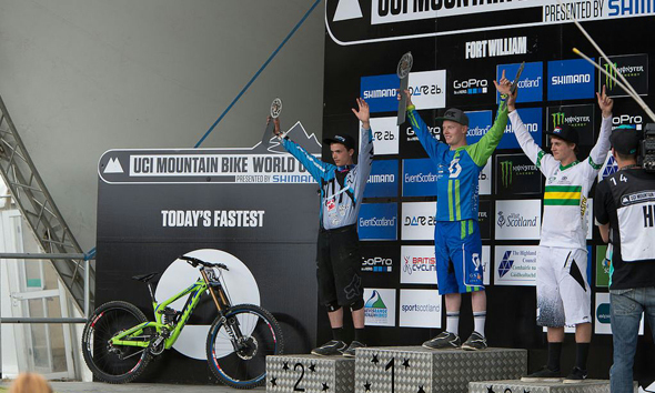 Successful Weekend at Fort William For Gstaad-SCOTT