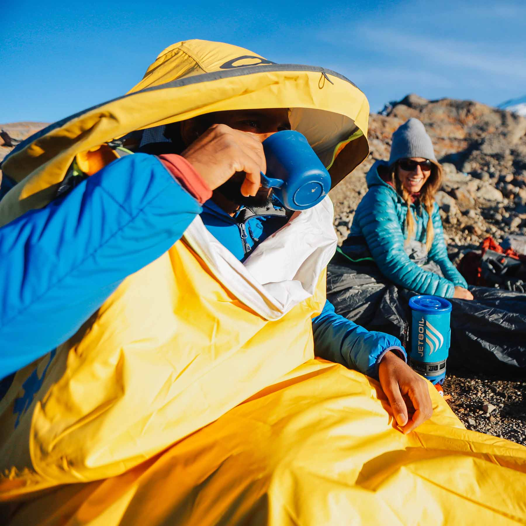 OR Interstellar Bivy solaria
