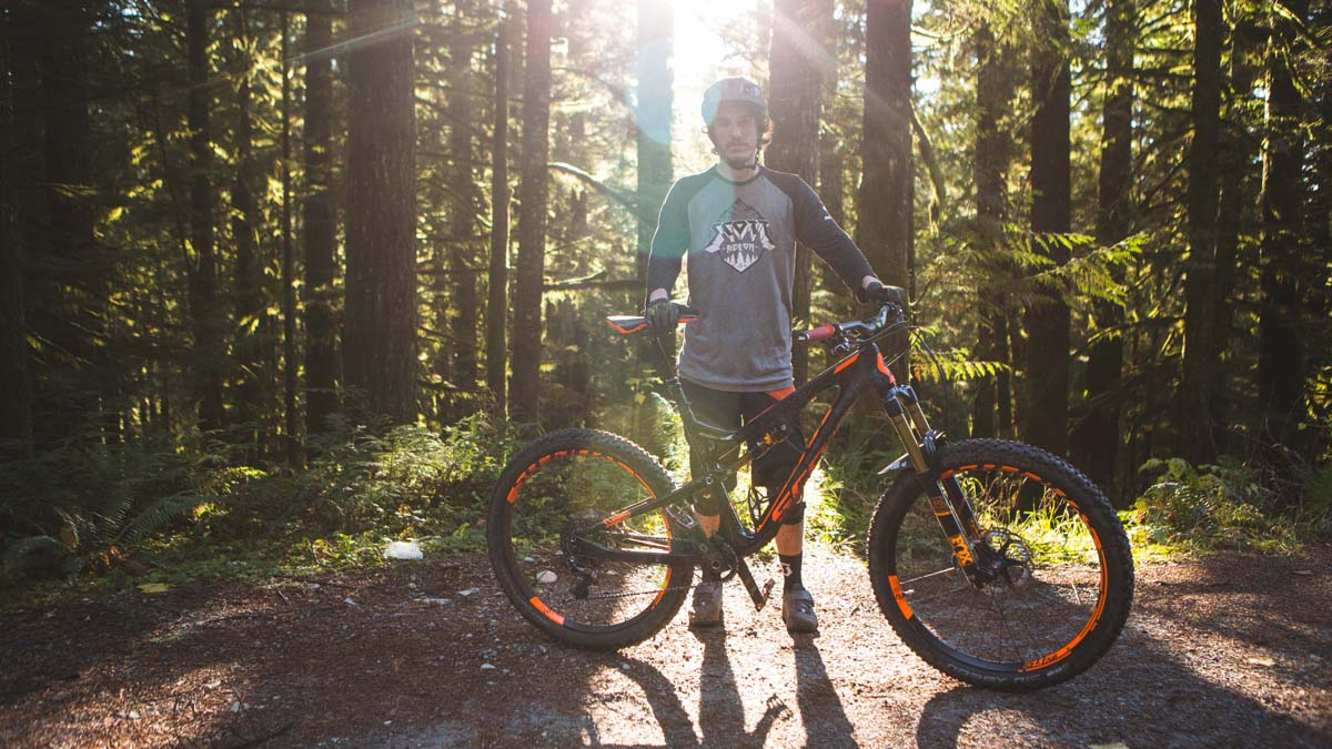 Wide Open with Joel Ducrot in Squamish