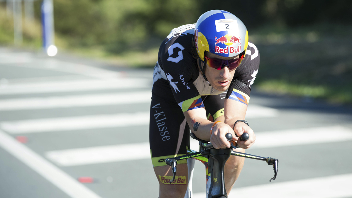 Kienle Runner-up at IM 70.3 World Championships
