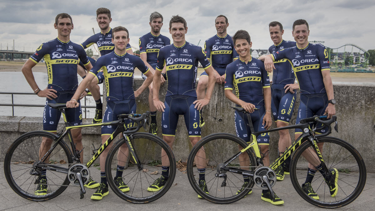 Orica Scott S Roster Goals And Bike Set Ups For The Tour De