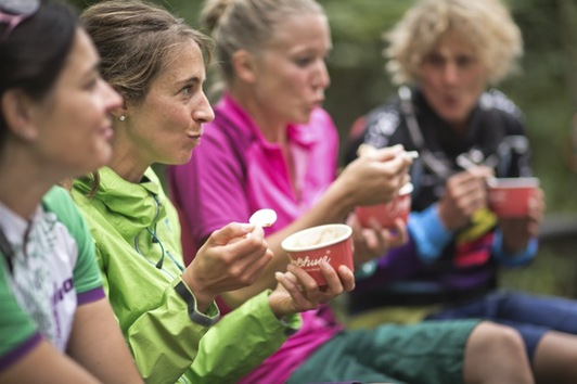 BIKE Women Camp Kaltern 2014