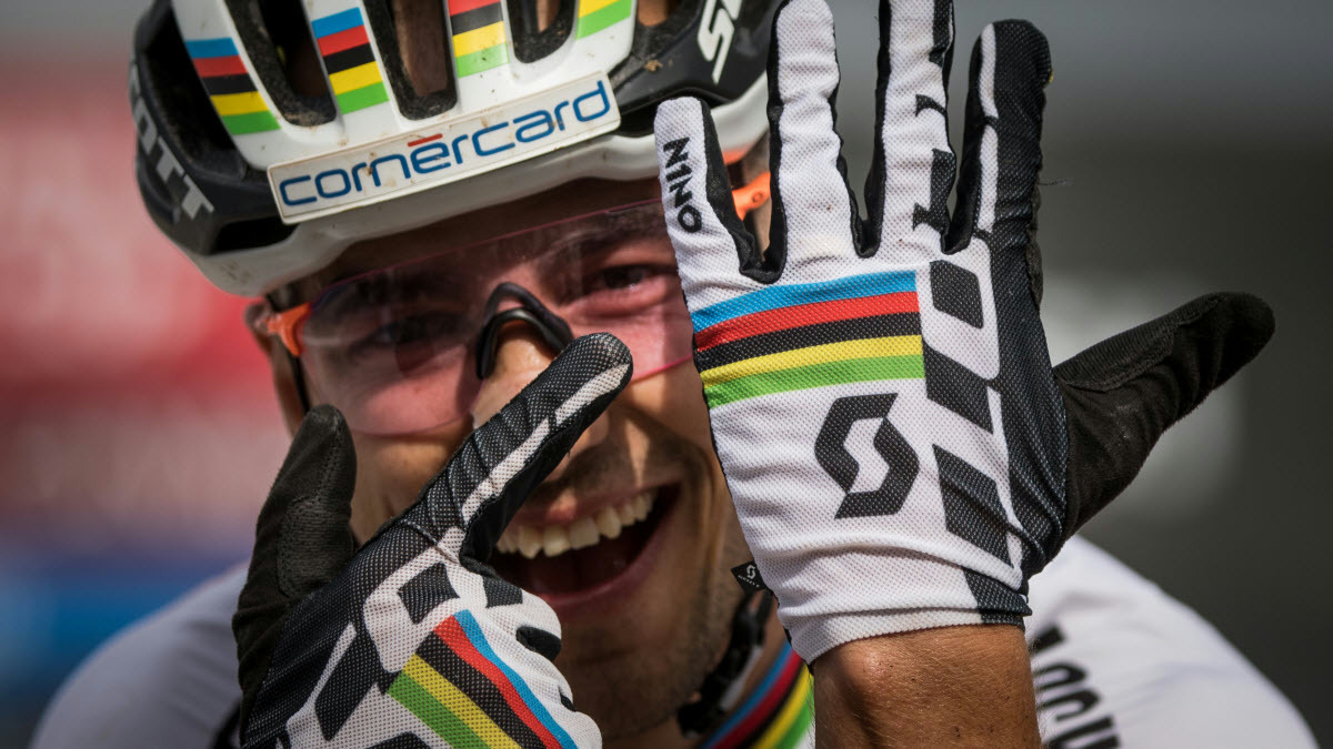 High 5 for N1NO Schurter