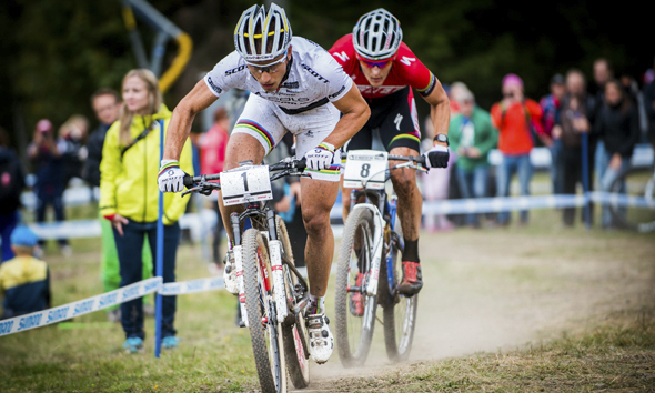 Nino Schurter Wins 2013 World Cup Overall