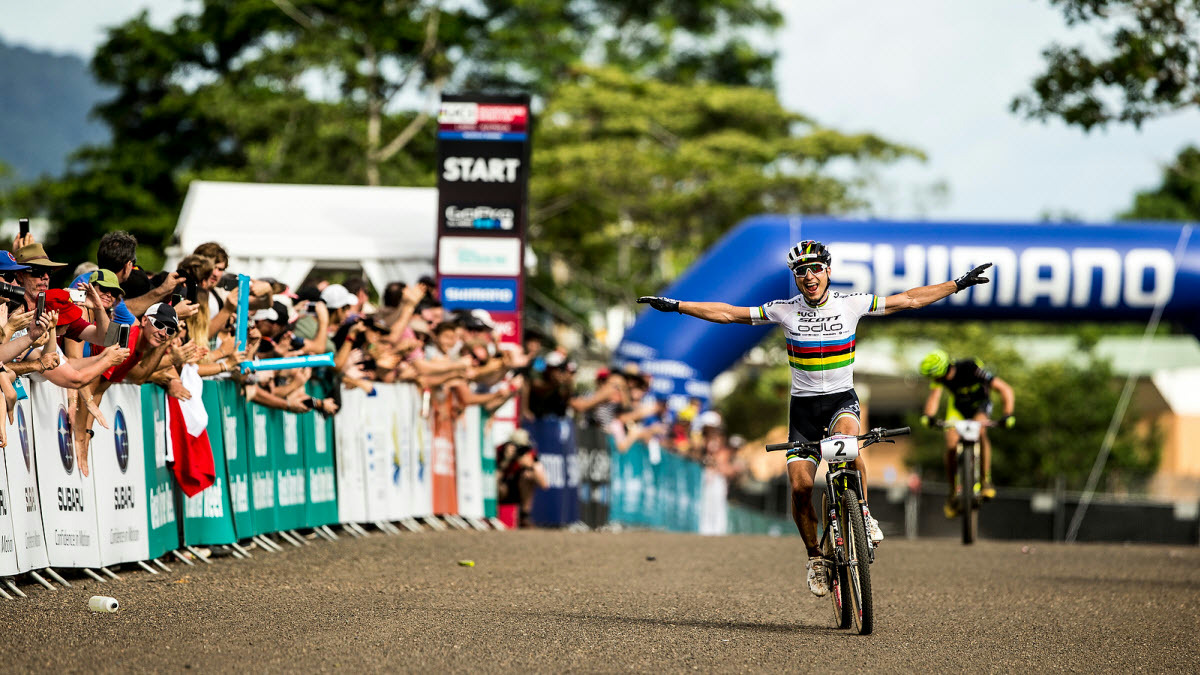 4f30622bf30 Rumble in the Jungle - Nino Schurter Wins his 18th World Cup race ...