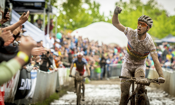 Schurter Dominant at Bike Days Solothurn