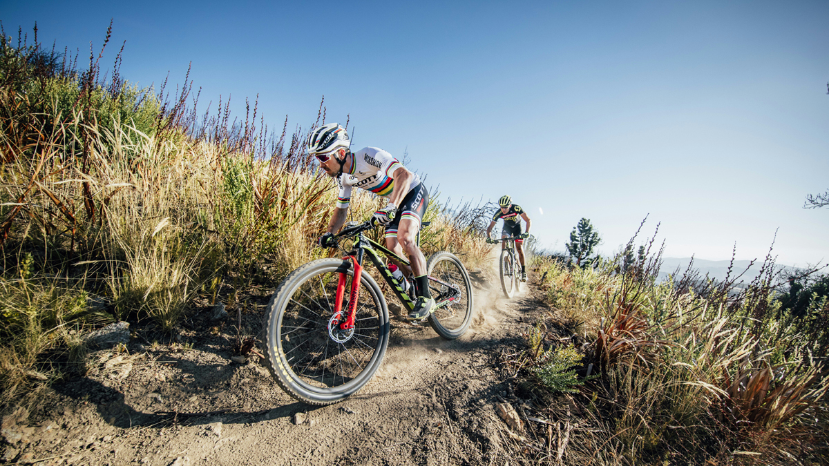 New Era for SCOTT-SRAM MTB Racing