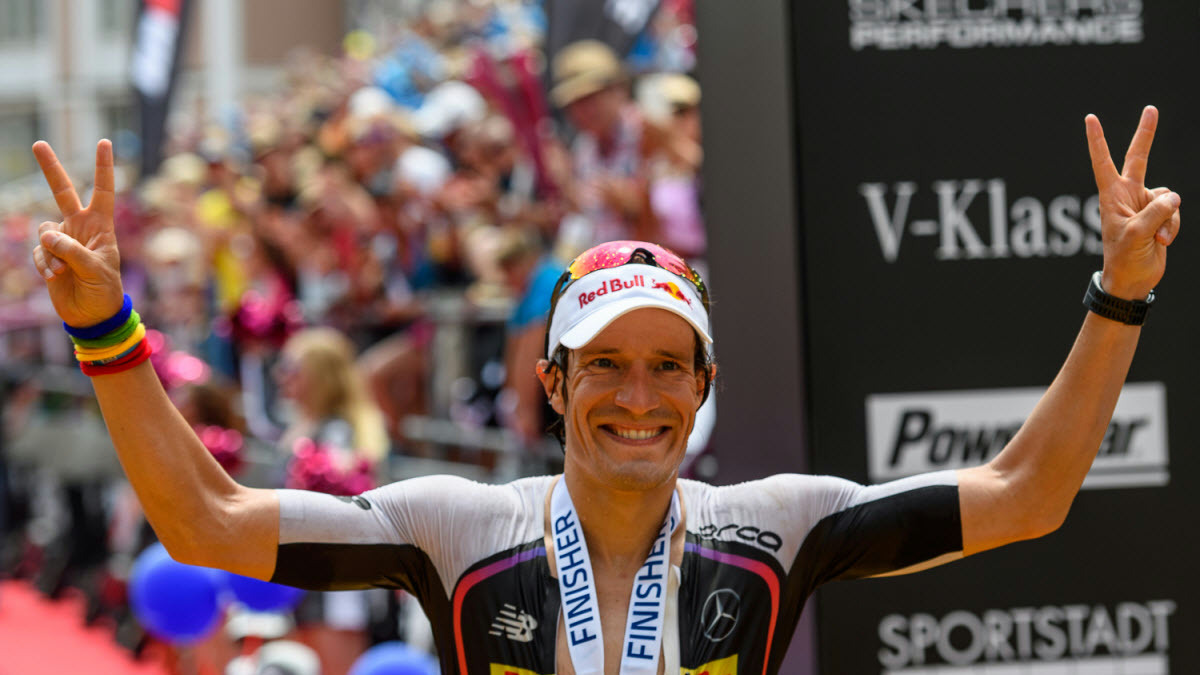 Sebastian Kienle Crowned European Ironman Champion