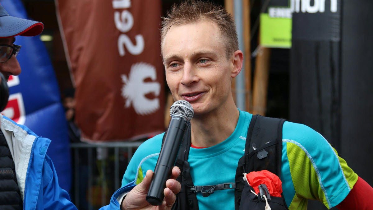 Andy SYMONDS becomes France Skyrunner Series champion