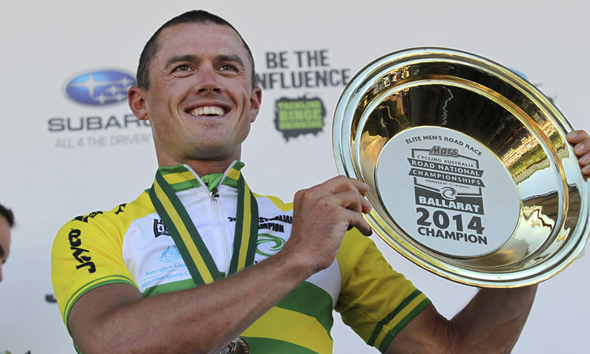 Gerrans Wins Australian National Championship Plus Other Successes From the Weekend