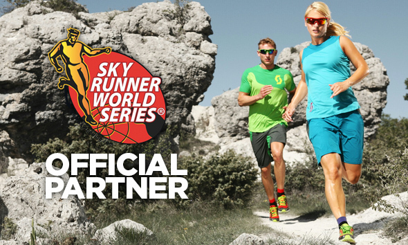 SCOTT Sports partners with Skyrunner World Series
