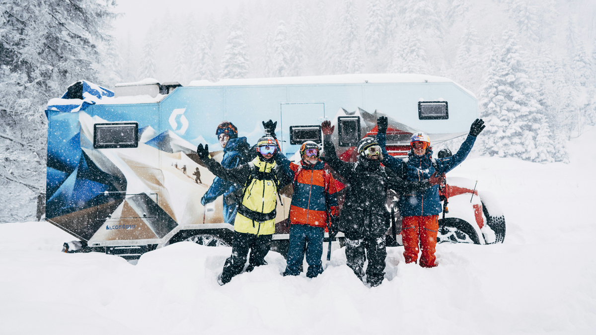 SNOWMADS: POWDER DREAMS IN TURKEY