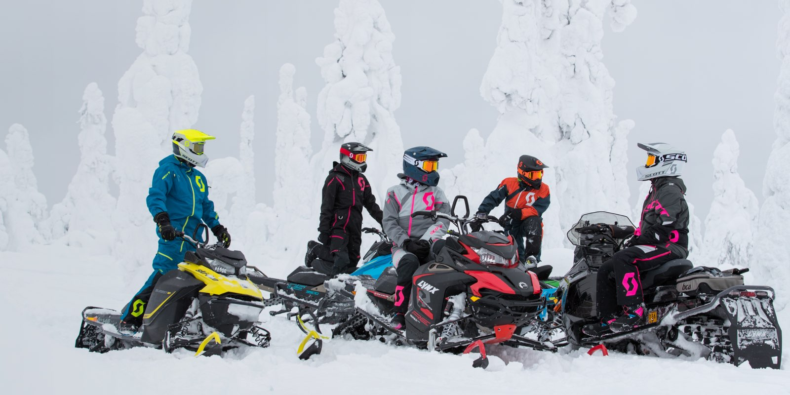 Always go with your passion. SCOTT Snowmobile gear 824d6c7e7