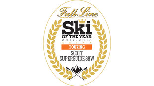 Women's Touring Ski of the Year - Fall Line