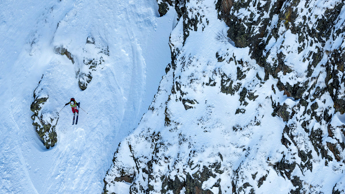 Freeride World Tour, un début réussi