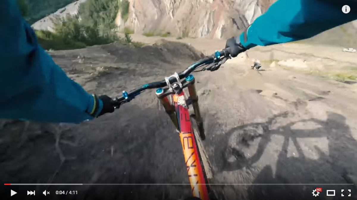 Summer Freeriding in Alaska with Vincent Tupin!