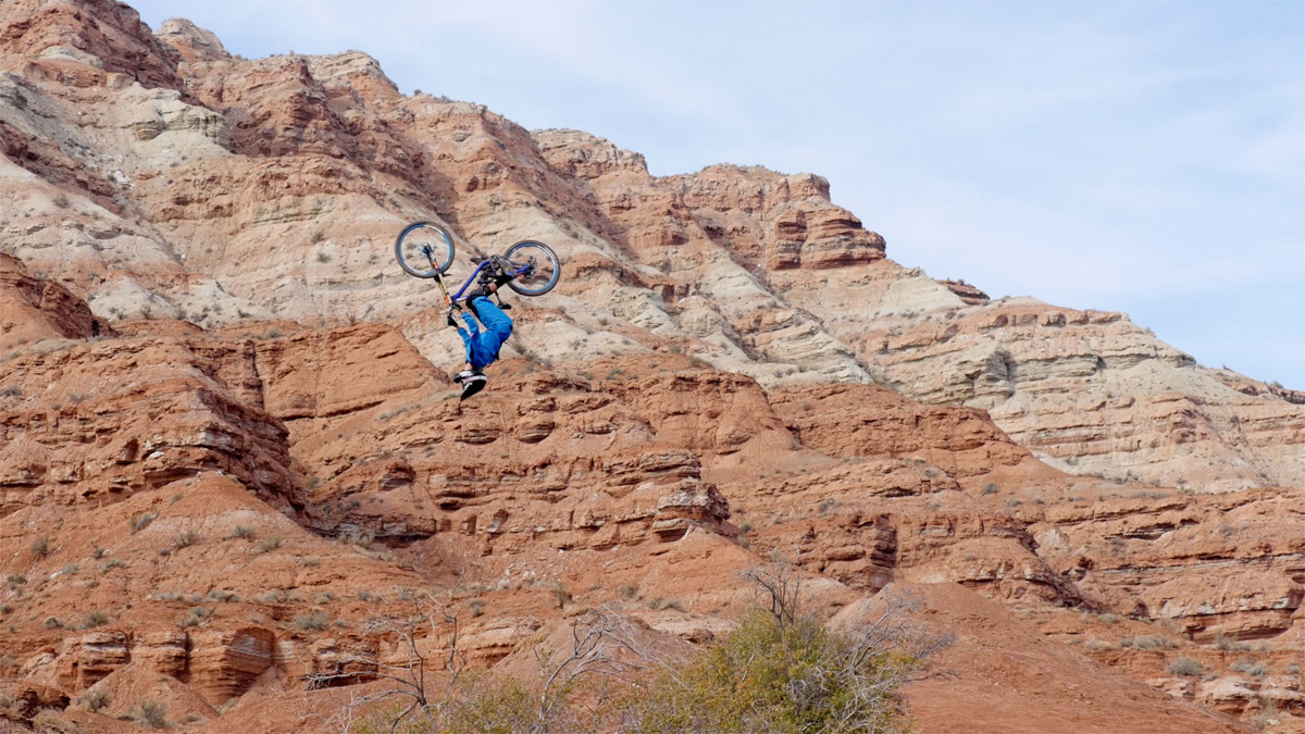 Dropping Massive Cliffs in Utah with Vincent Tupin!